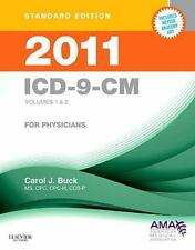 2011 ICD-9-CM for Physicians, Volumes 1 & 2, Standard Edition (Softbou-ExLibrary