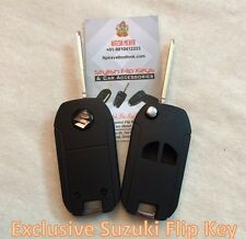 Suzuki flip key for Swift/Dzire/SX4/Ertiga/Ritz/Astar/Estelo/Stingray/WagonR--
