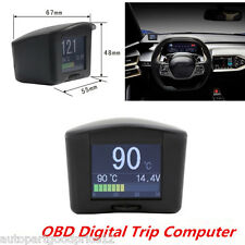 Car OBD Smart Digital Trip Computer Fault Code Diagnostic Multi-Function Meter