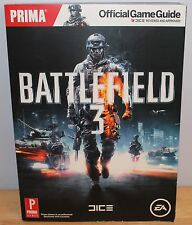Battlefield 3 Official Game Guide Prima Games Electronic Arts Videogame Guide