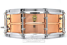 Ludwig Copper Phonic Snare Drum 14x5 w/ Tube Lugs - LC660T