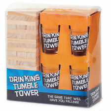 Drinking Tumble Tower Game