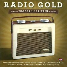 Radio Gold: Special Bigger in Britain Edition by Various Artists (CD,...