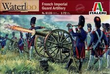 Italeri - Waterloo - French imperial guard artillery - 1:72