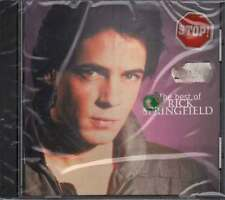 Rick Springfield ‎CD The Best Of Rick Springfield Sigillato 0078636779720