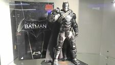 Hot Toys BVS Armored Batman ( Black Chrome Ver ) exclusive with TEE 1/6 mms356