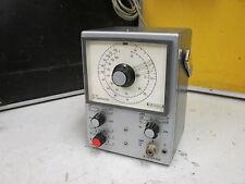 Grundig tg-20, grana fine seno-generatore di segnale, klirrarm