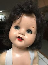 """Vintage 22"""" Saucy Walker Doll by Ideal"""