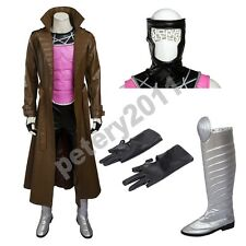 High Quality The X-MEN Gambit Remy Etienne Cosplay Costume
