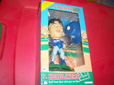 Los Angeles Dodgers Hideo Nomo Headliners XL Action Figure - 1998 Corinthian NIB