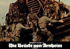Die Brücke von Arnheim ORIGINAL Aushangfoto Sean Connery / Richard Attenborough