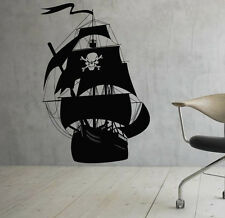 Marine Ship Wall Decal Vinyl Sticker Nautical Pirates Interior Art Decor (1shp)