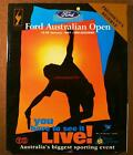 1997 FORD AUSTRALIAN OPEN TENNIS PROGRAM
