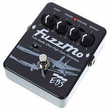 EBS Fuzzmo Fuzz Mode Ultra High Gain Distortion Pedal