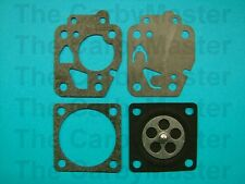 Teikei Replacement EX-TK10 Gasket and Diaphragm Kit Fits Kawasaki TH23/TH26/TH34