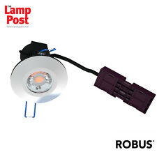 Robus TRIUMPH ACTIVATE LEDCHROIC 6W LED Downlight IP65 92mm White 3000K Dimmable