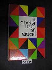 IL GRANDE LIBRO DEI GIOCHI (54 E 2)