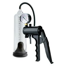 PUMP WORX MAX PRECISION POWER PUMP - Penis Enlarger - Free Lube and Toy Cleaner