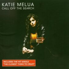 KATIE MELUA - CALL OFF THE SEARCH  CD NEW+