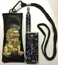 Foo Dog Case Holder Lanyard Keychain Box MOD iStick MVP2 iPV DNA30 ecig Vapor