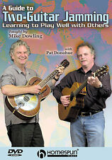 A Guide To Two-Guitar Jamming Learn to Play Blues Ragtime Folk Music DVD
