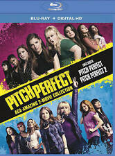 Pitch Perfect Aca-Amazing 2-Movie Collection (Blu-ray + DIGITAL HD) by