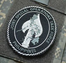 JOINT SPECIAL OPERATIONS TASK FORCE PHILIPPINES (JSOTF-P) VeIcrô INSIGNIA PATCH