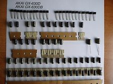 Reparatursatz Audio-Board AKAI GX-635, 636, 620, 625, 630, 230 255 270 Repairkit