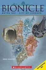 Metru Nui : City Of Legends (Bionicle) by , Good Book