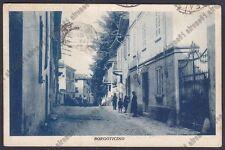 NOVARA BORGO TICINO 17 BORGOTICINO Cartolina viaggiata 1935