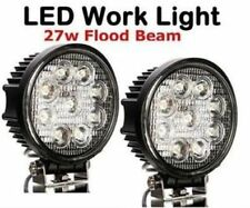 9 LED (Set of 2) 27W FOG LIGHT OFFROAD FOG DRIVING LAMP, Royal Enfield , bullet.