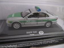 AUTO DELLA POLIZIA DA COLLEZIONE modellino 1:43 - BMW 520 Germania