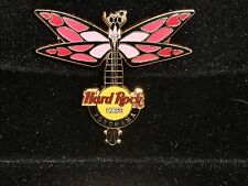 Hard Rock Cafe Yokohama Dragonfly Guitar 2004 400 Limited.Edition Pin