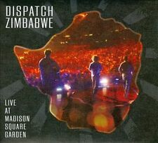 DISPATCH: ZIMBABWE - Live at Madison Square Garden DVD (w/ audio CD) by