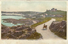 Early General View, Cobo, GUERNSEY, Channel Islands