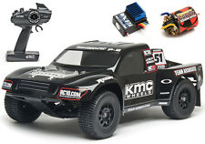 Team Associated 7030 1/10 SC10 KMC Wheels Body Short Course Race Truck 2WD RTR