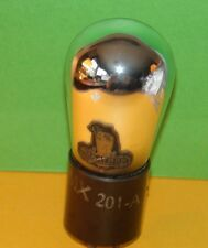 Very Strong Marathon MX 201-A Globe Vacuum Tube Brown Base Results = 2990