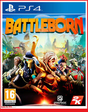 BATTLEBORN PS4 Playstation 4 Jeu Video Borderlands créateurs