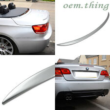 PAINTED BMW E93 3-SERIES M3 CONVERTIBLE REAR TRUNK SPOILER WINGS ABS 335i #354