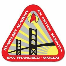 Star Trek Starfleet Academy Deep Space 9 Vynil Car Sticker Decal  -4 Pack  2""