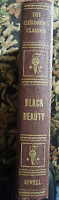 Black Beauty: The Autobiography of a Horse by Anna Sewell HARDCOVER 1927