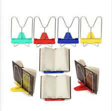 Foldable Reading Book Portable Holder Stand Document Adjustable Angle