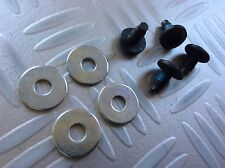 Ford Capri MK3 New Genuine Ford bumper end cap screws and washers