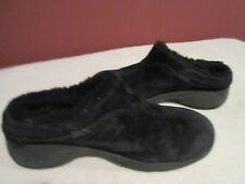 MERRELL BLACK MULES CASUAL SHOES WOMEN'S SIZE 6.5