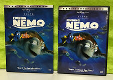 Walt Disney Pixar - Finding Nemo (DVD, 2003, 2-Disc Set)