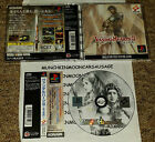 NTSC-J Format Vandal Hearts II 2 Sony PlayStation 1 PS1 Japanese Complete