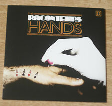 "THE RACONTEURS HANDS 2006 UK 7"" THIRD MAN RECORDS XLS 236A. NEW NOT SEALED"