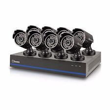 NEW Swann SWDVK-880758-CL  8 Channel 1080p DVR & 8 x 1080p HD Cameras