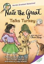 Nate the Great Ser.: Nate the Great Talks Turkey No. 25 by Marjorie Weinman...