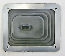 Hurst Shifter Boot Square Rod Boot & Steel Ring